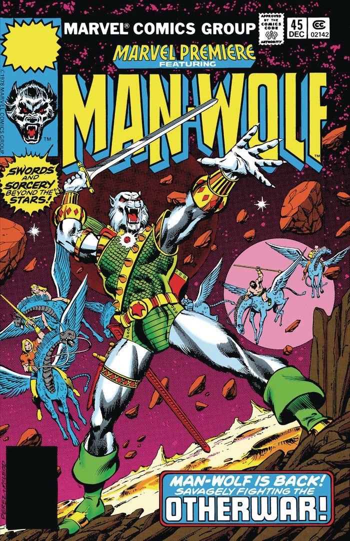 TRUE BELIEVERS ANNIHILATION MAN-WOLF IN SPACE #1 + 1 Adet Yerli Karton ve Poşet
