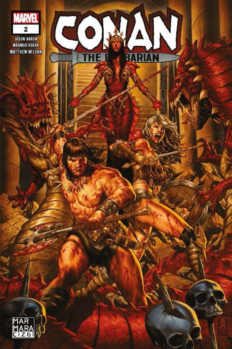 Barbar Conan Sayı 2
