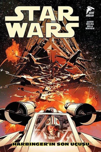 Star Wars Cilt 4; Harbinger'ın Son Uçuşu