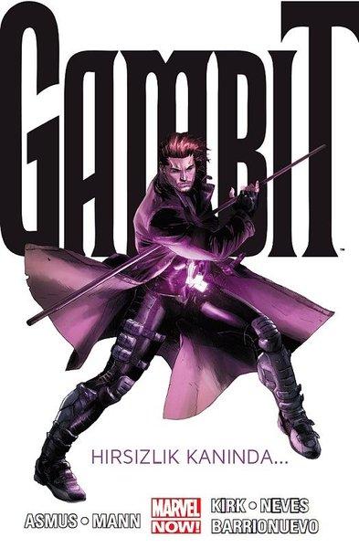 Gambit Cilt 1 - Hırsızlık Kanında