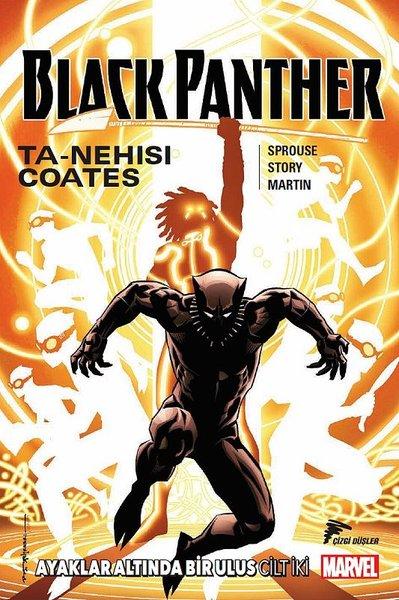 Black Panther Cilt 2 - AYAKLAR ALTINDA BİR ULUS