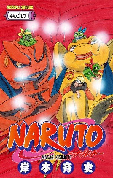 Naruto Cilt 44
