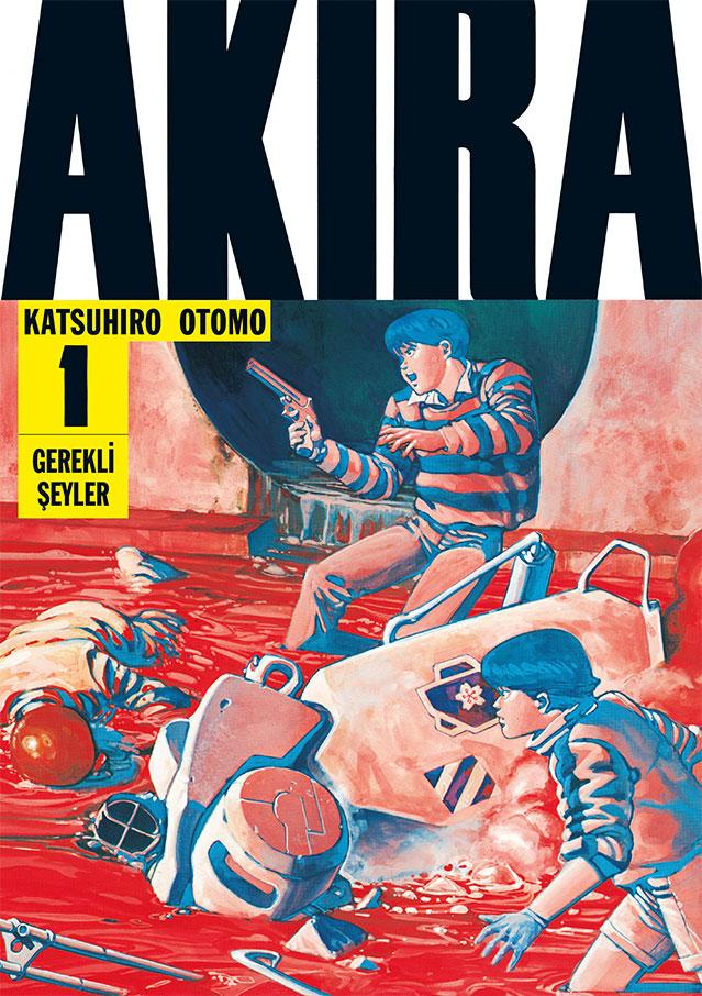 Akira Cilt 1