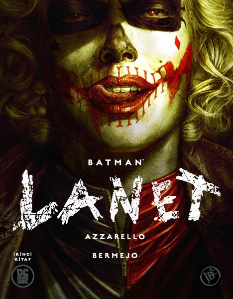 Batman: Lanet 2.Kitap