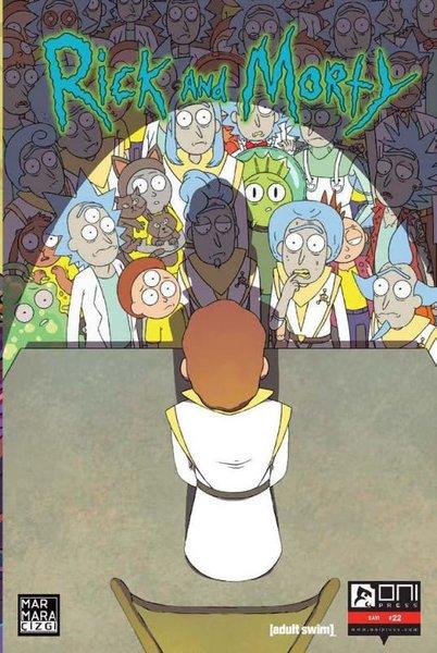 Rick and Morty Sayı 22