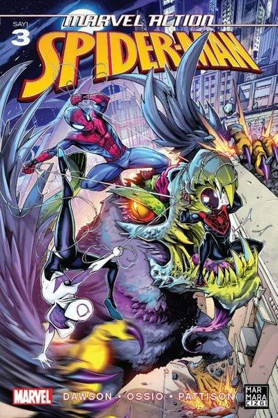 Marvel Action Spider-Man Sayı 3