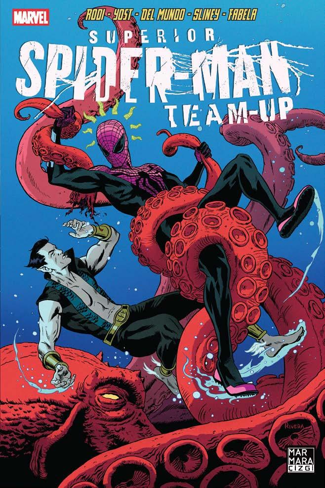 Superior Spider-man Team-Up 7