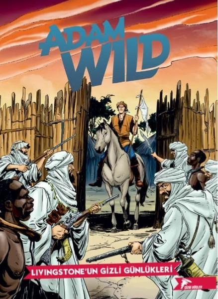 Adam Wild Cilt 2: Livingstone'un Gizli Günlükleri