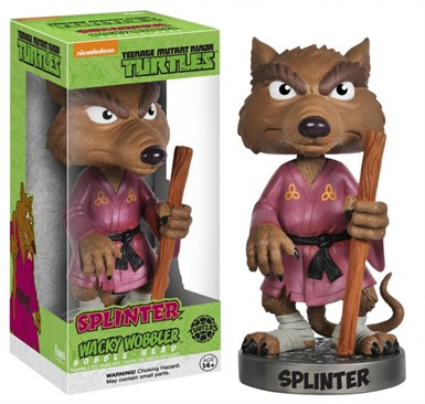 Funko Wacky Wobbler TMNT Splinter