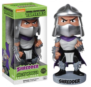 Funko Wacky Wobbler TMNT Shredder