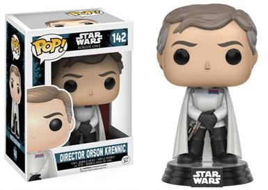 Funko POP Star Wars Rogue One Director Orson Krennic
