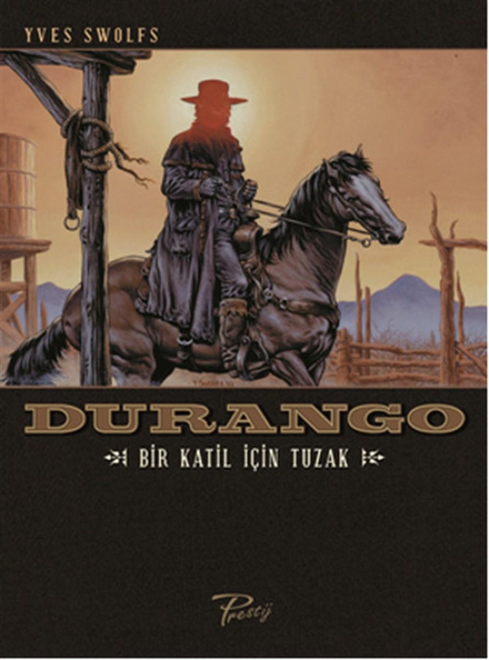 Durango 3: Bir Katil İçin Tuzak